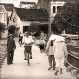 Vietnam - Vietnamese people Stock Photo