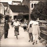 Vietnam - Vietnamese people Stock Photo