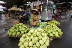 Vietnam Street Vendor Royalty Free Stock Photography