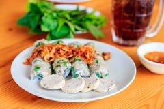 Vietnam style dessert Royalty Free Stock Image