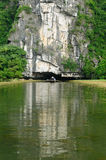 Vietnam - Tam Coc Natioanl Park Stock Images