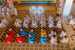 Vietnam - Tay Ninh Foto de archivo libre de regalías