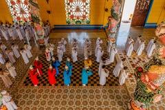 Vietnam - Tay Ninh Royalty Free Stock Images