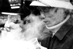 Vietnam tem o melhor alimento da rua no mundo Foto de Stock Royalty Free