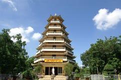 Vietnam-Tempel Stockfoto