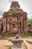 Vietnam tempel Arkivfoton