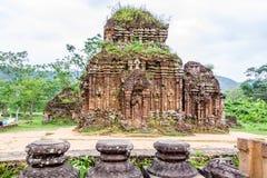Vietnam tempel Royaltyfria Bilder