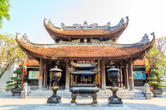 Vietnam tempel Arkivfoto