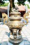 Vietnam tempel Royaltyfri Bild