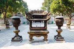 Vietnam tempel Royaltyfri Fotografi