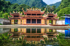 Vietnam temple Royalty Free Stock Photo