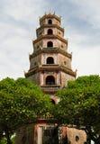 Vietnam - Thien Mu pagoda Royalty Free Stock Image