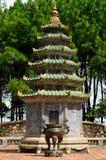 Vietnam- - Thien-MU Pagode Stockfotografie