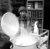 Vietnam tiene la mejor comida de la calle en el mundo Foto de archivo libre de regalías