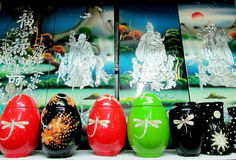 Vietnam traditional arts and painting Stock Photo