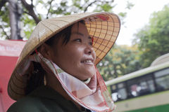 Vietnam traditional hat Non La Royalty Free Stock Photos