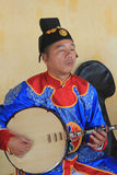 Vietnam traditional music performance event Royalty Free Stock Photos