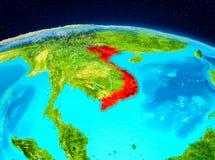 Vietnam van baan Stock Afbeeldingen