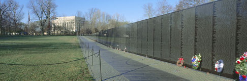 Vietnam Veteran's Memorial Royalty Free Stock Photography