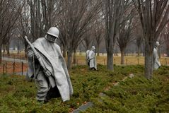 Vietnam-Veteranen-Kriegs-Denkmal, Washington, D C lizenzfreies stockfoto