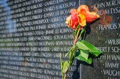 Vietnam Veterans Memorial Royalty Free Stock Image