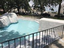 Vietnam Veterans Memorial in Savannah, GA.  royalty free stock photography