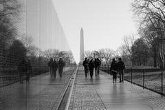 Vietnam Veterans Memorial Royalty Free Stock Photography