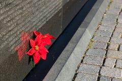 Vietnam Veterans Memorial Stock Photography