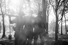 Vietnam Veterans Memorial Stock Images