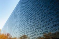 Vietnam Veterans Memorial Royalty Free Stock Images
