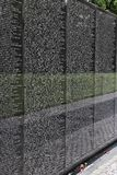 Vietnam Veterans Memorial Royalty Free Stock Photo