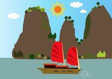 Vietnam view Stock Image