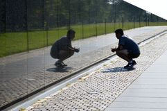 Vietnam Wall Royalty Free Stock Images