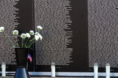Vietnam wall panels Stock Photography