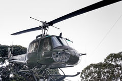 Vietnam War Helicopter Royalty Free Stock Photos