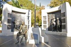 Vietnam War Memorial in Sacramento, CA Stock Photography