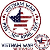Vietnam war. Remembrance day Stock Photography