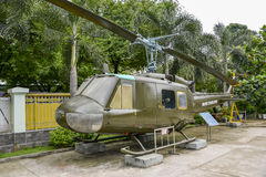 Vietnam War Remnants Museum Royalty Free Stock Photo