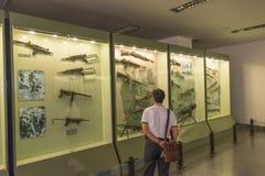 Vietnam War Remnants Museum Stock Image