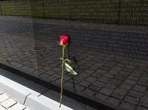 Vietnam War Veterans Memorial Royalty Free Stock Photography