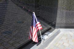 Vietnam War Veterans Memorial Royalty Free Stock Images