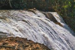 Vietnam waterfall on mountain landscapes Stock Photo