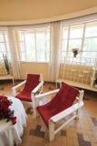 Vietname Bao Dai Summer Palace no Lat da Dinamarca Fotos de Stock Royalty Free