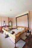 Vietname Bao Dai Summer Palace no Lat da Dinamarca Imagens de Stock Royalty Free