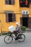 Vietname Hoi взгляд улицы Стоковая Фотография