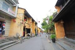 Vietname Hoi взгляд улицы Стоковое фото RF
