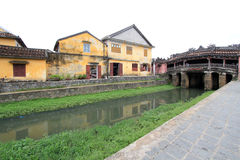 Vietname Hoi An street view Stock Photography
