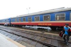 Vietname Hue Railway Station Royaltyfri Fotografi