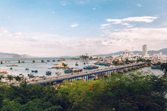 Vietname Nha Trang Imagens de Stock Royalty Free