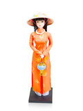 Vietnamees meisje Stock Foto's